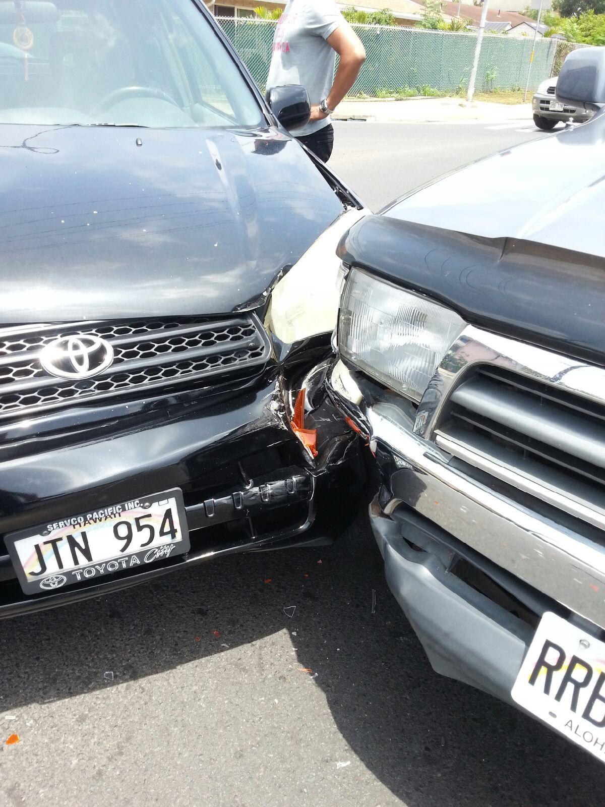 Honolulu Car Accident Attorney
